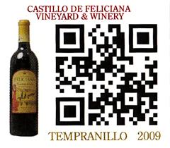 QR Code for Castillo de Feliciana Tempranillo