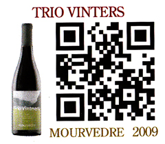 QR Code for Trio Vintners Mourvedre